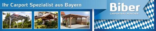 Carport Bayern