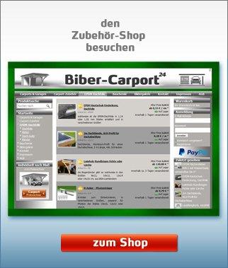 Carport-Zubehör Shop